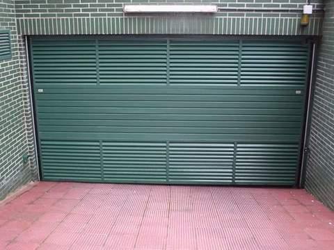 Metalicas de Mareo - Portones - Metalicas De Mareo, S.L.
